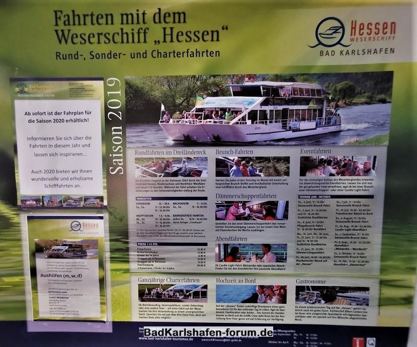 Fahrplan Hessen
