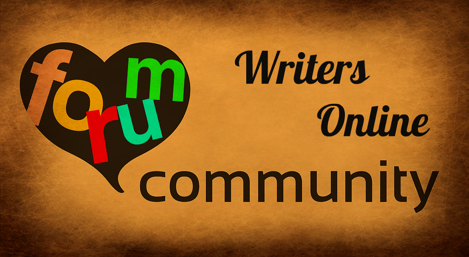 Online forums for writers