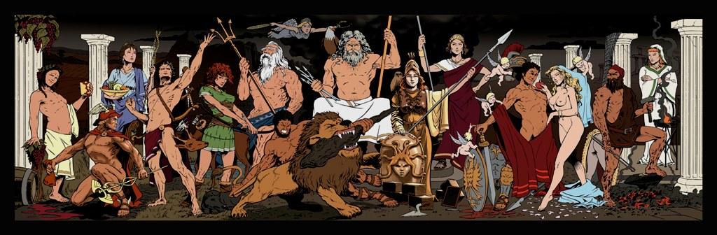 Geist In Der Nordischen Mythologie 4 Buchstaben