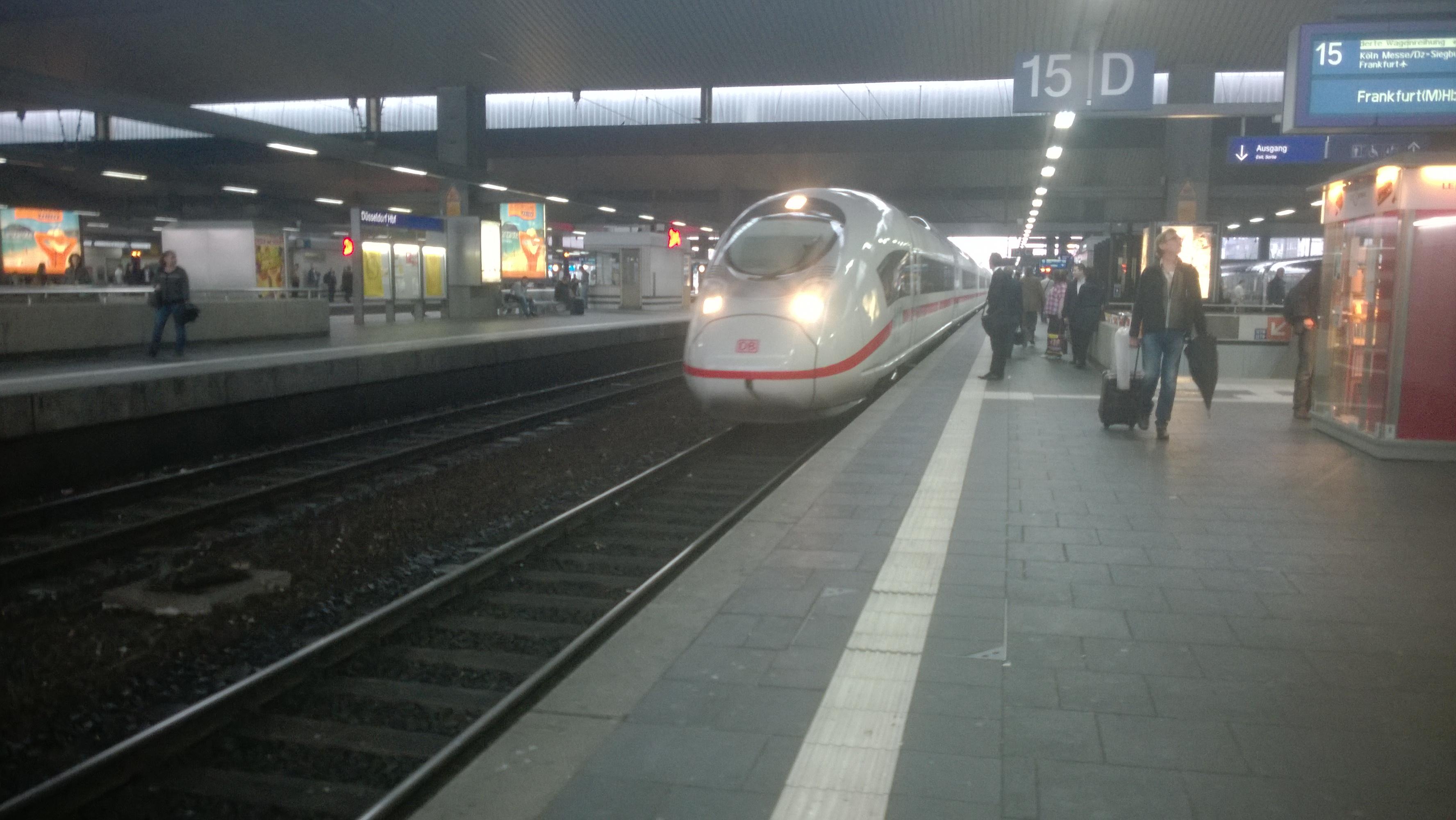 Bus Frankfurt Düsseldorf
