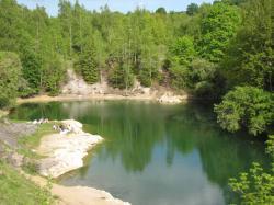 Am blauen See im Harz (3).JPG