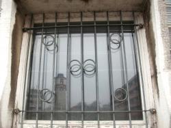 Gitter vor den Fenstern (FILEminimizer)