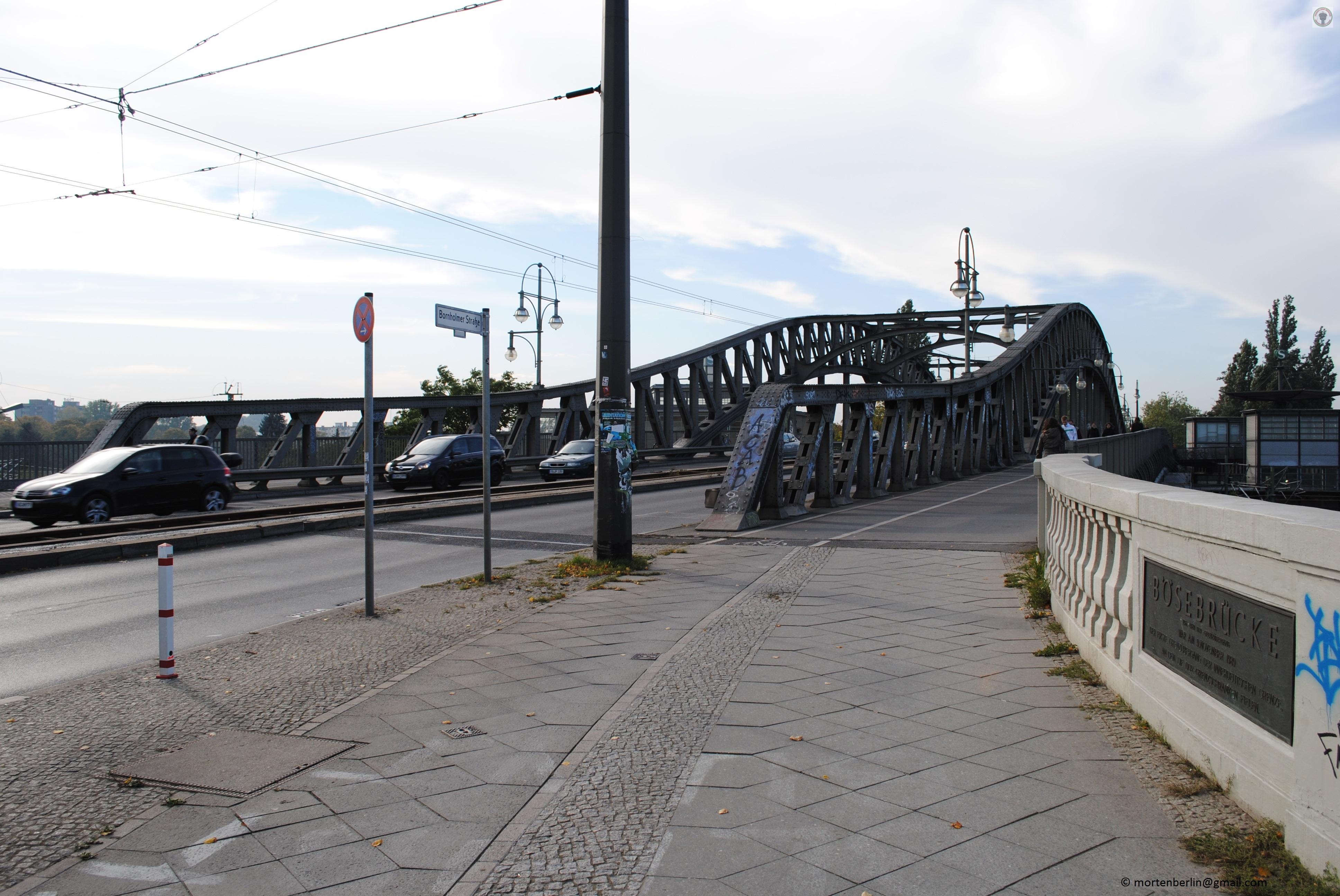 Bornholmer Strasse