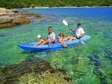 Kajak Murter Sport Grill Dalmatien Urlaub Ferienwohnungen Cigrada Kroatien Tauchen.JPG