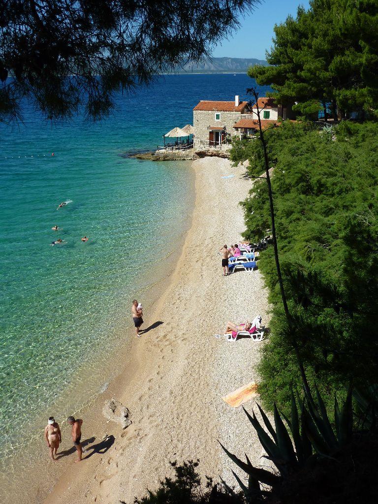 FKK Urlaub Insel Rab, Hotel Strandnähe gesucht