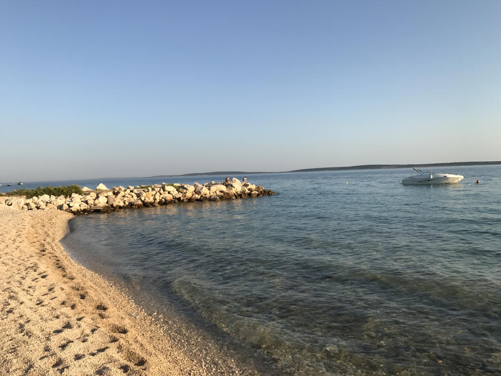 Urlaub in Mandre auf der Insel Pag - 10m zum Strand - mit