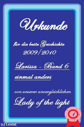 Beste Geschichte Lady of the light