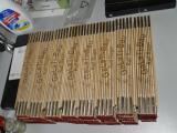Zollstöcke aus Holz