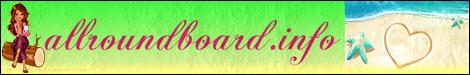 Gästebuch Banner - verlinkt mit https://www.allroundboard.info