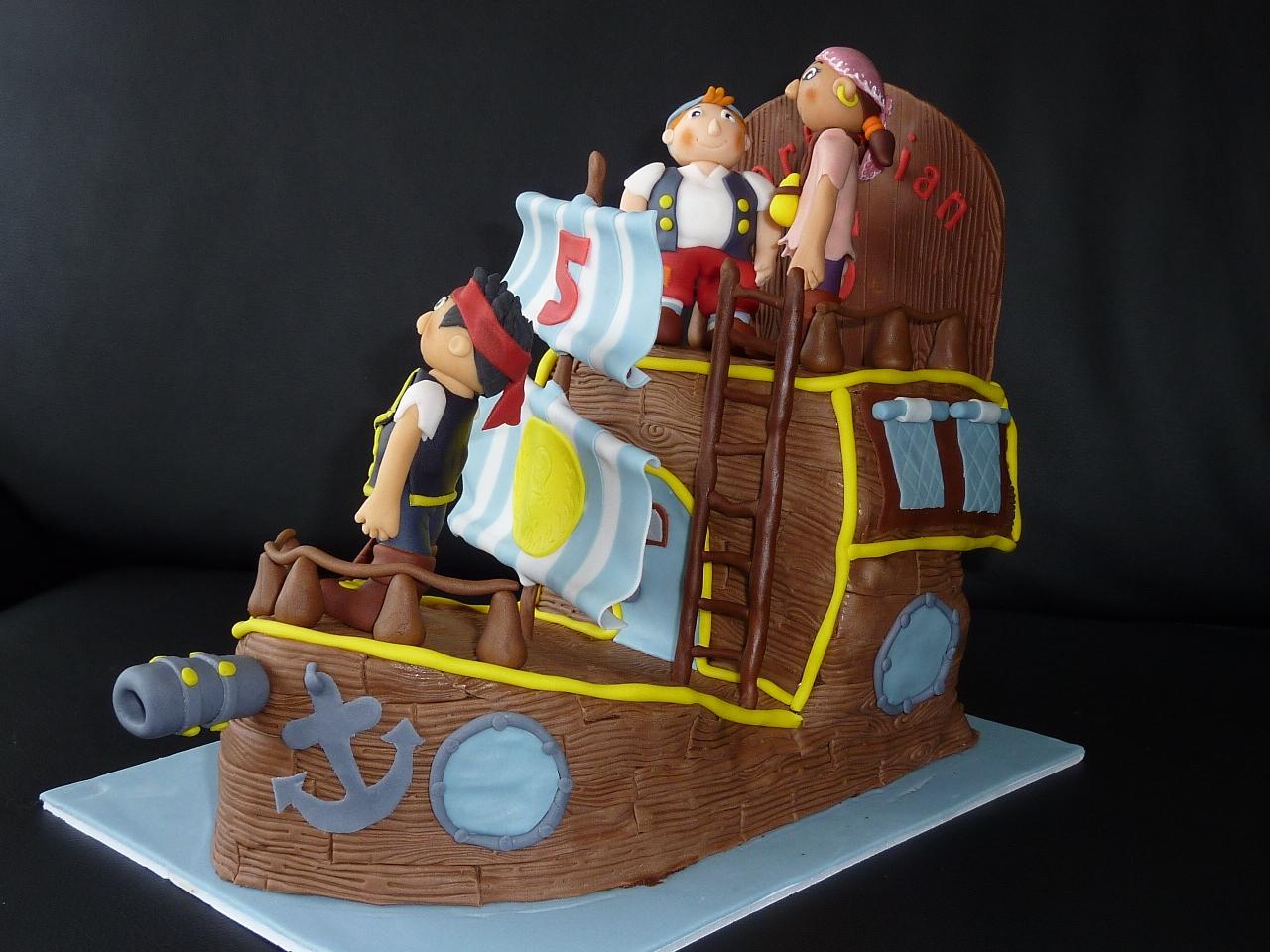geburtstagkinder » jake und die nimmerland piraten