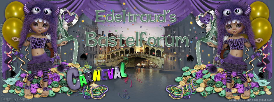 Edeltrauds Bastelforum ♥ kleines feines Bastelforum
