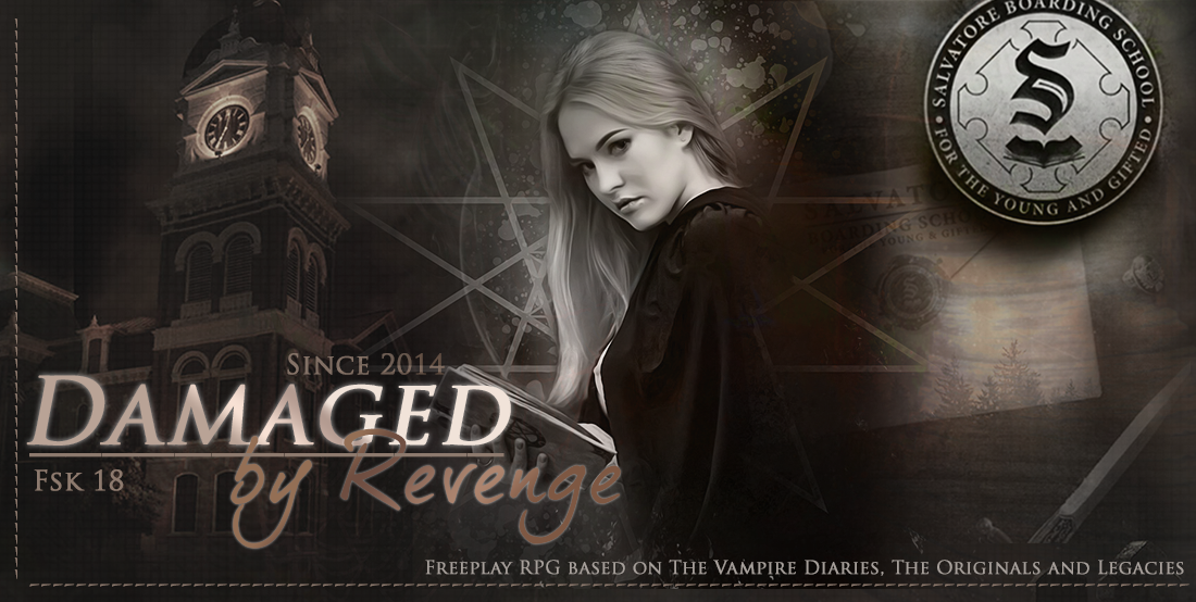 Damaged by Revenge
